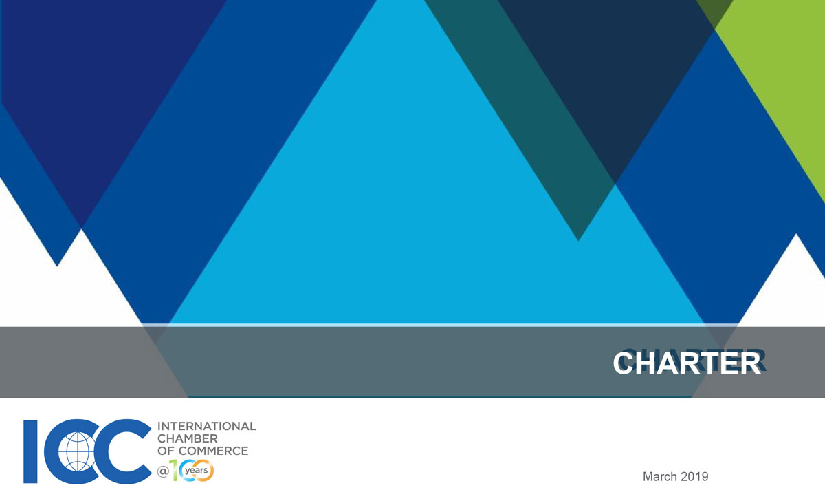 ICC Charter for Customs and Trade facilitation